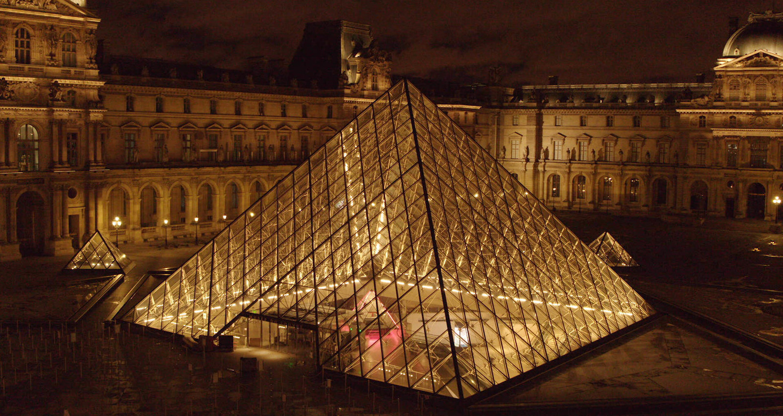 A Night At... The Louvre