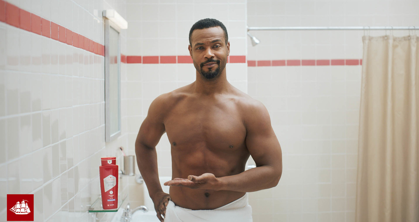 Old Spice Smell Like Your Own Man, Man