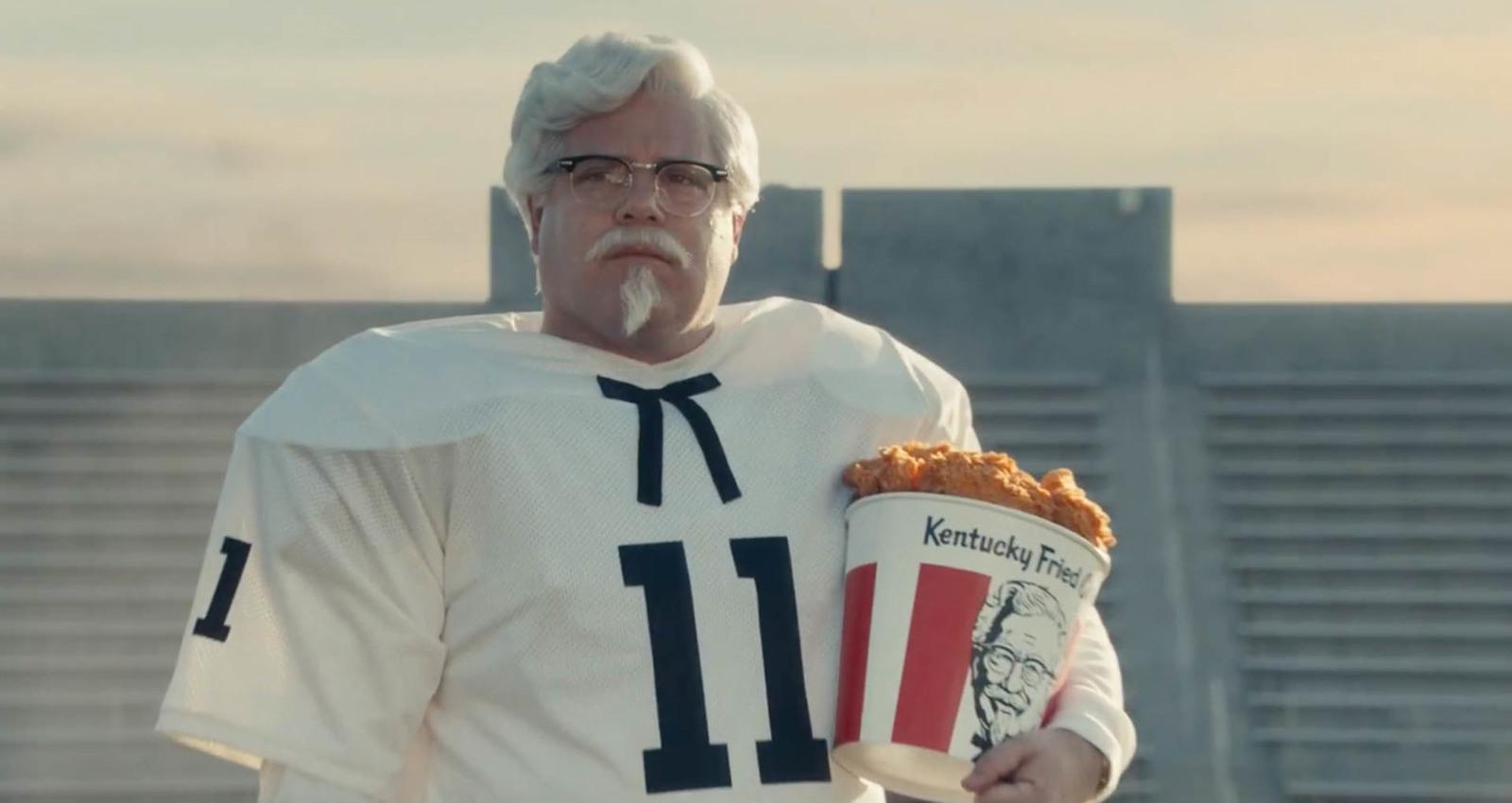 Rudy II: He's Colonel Sanders Now