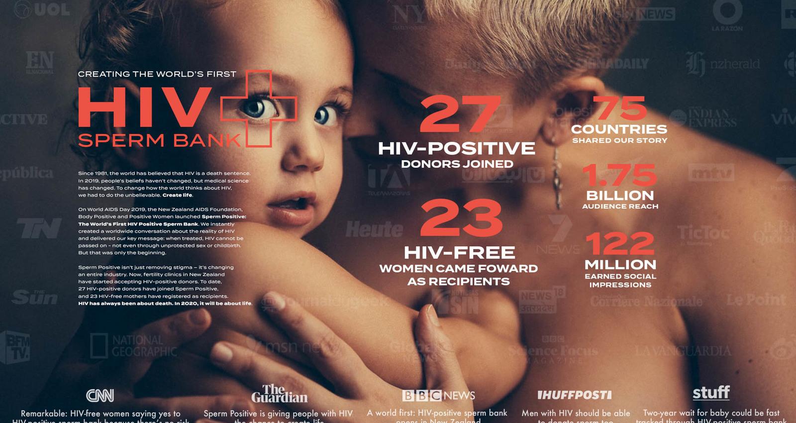 The HIV Positive Sperm Bank
