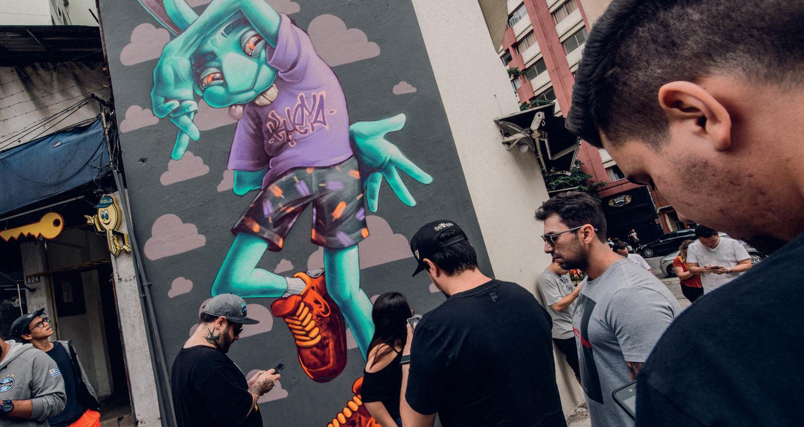 Air Max Graffiti Stores