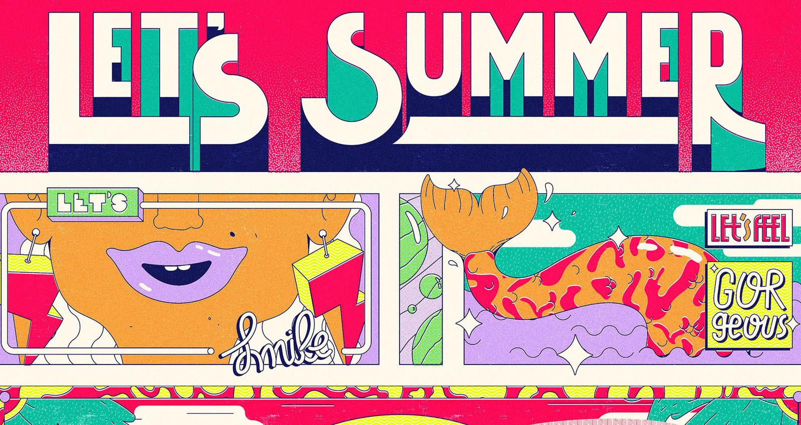 Let's Summer