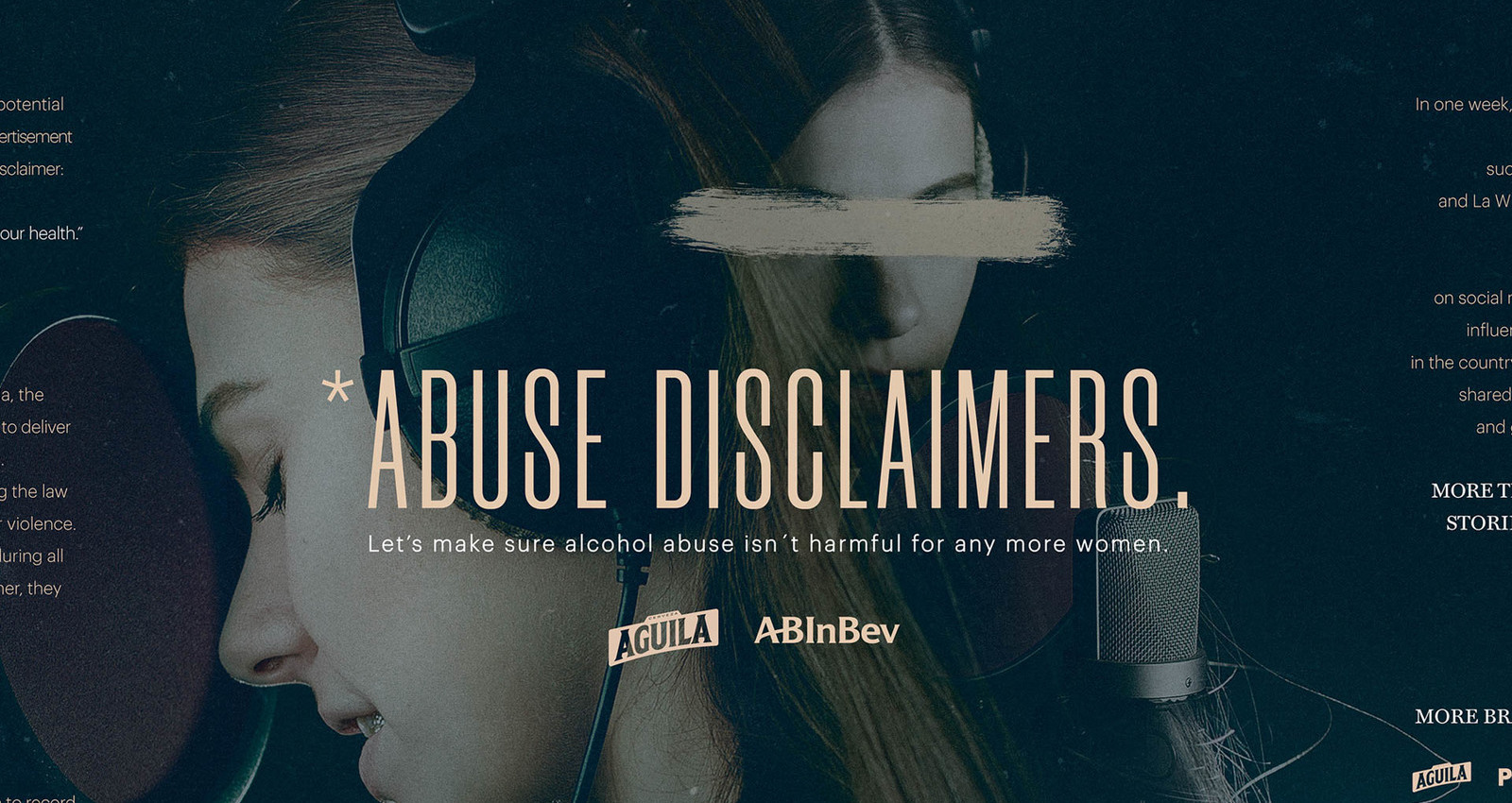 Abuse Disclaimers