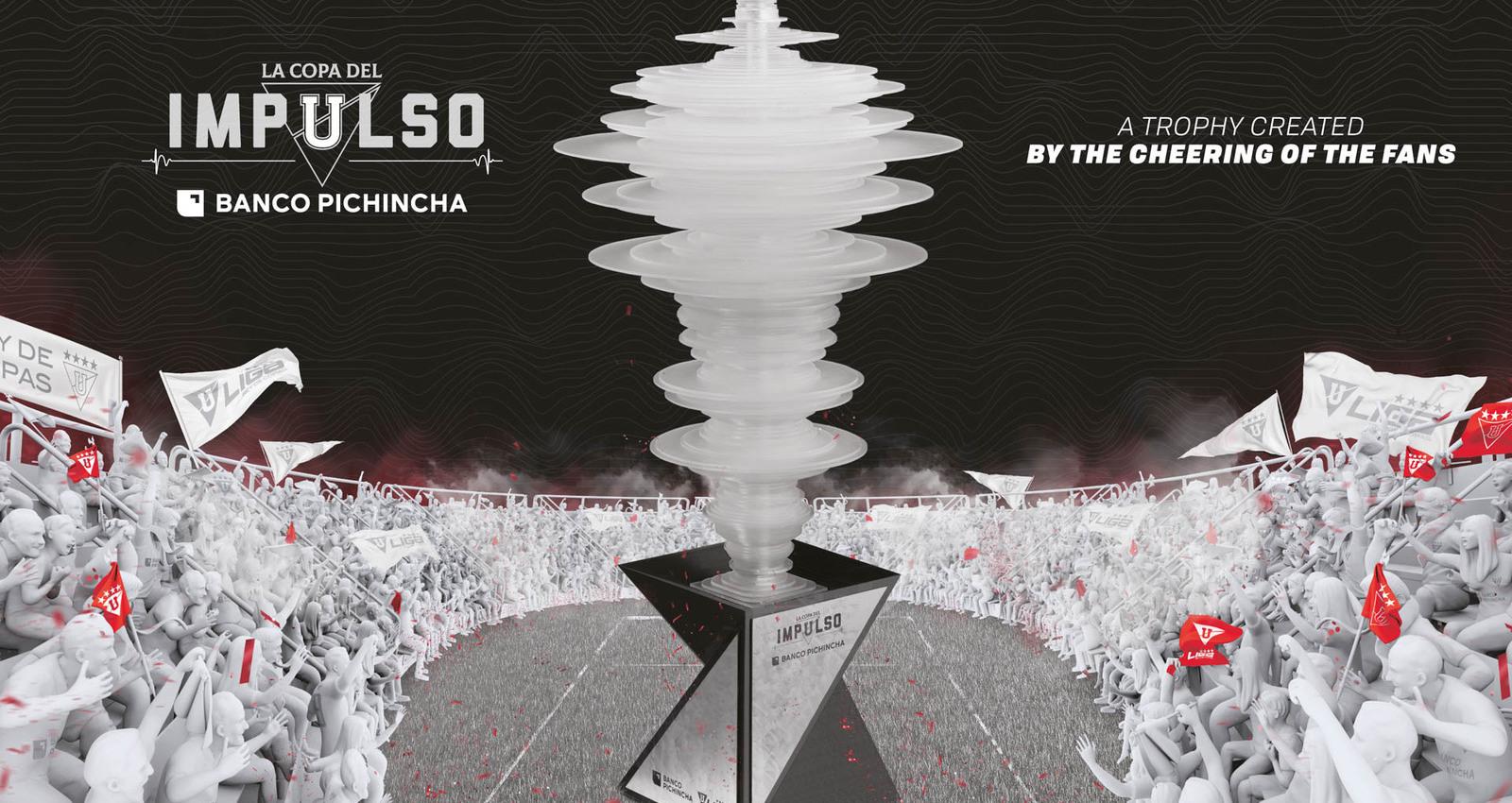 The Cheering Cup/Copa del Impulso