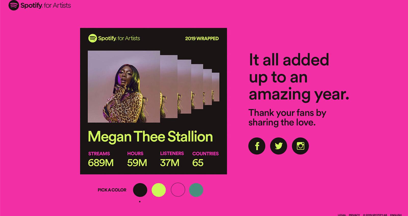 #SpotifyWrapped