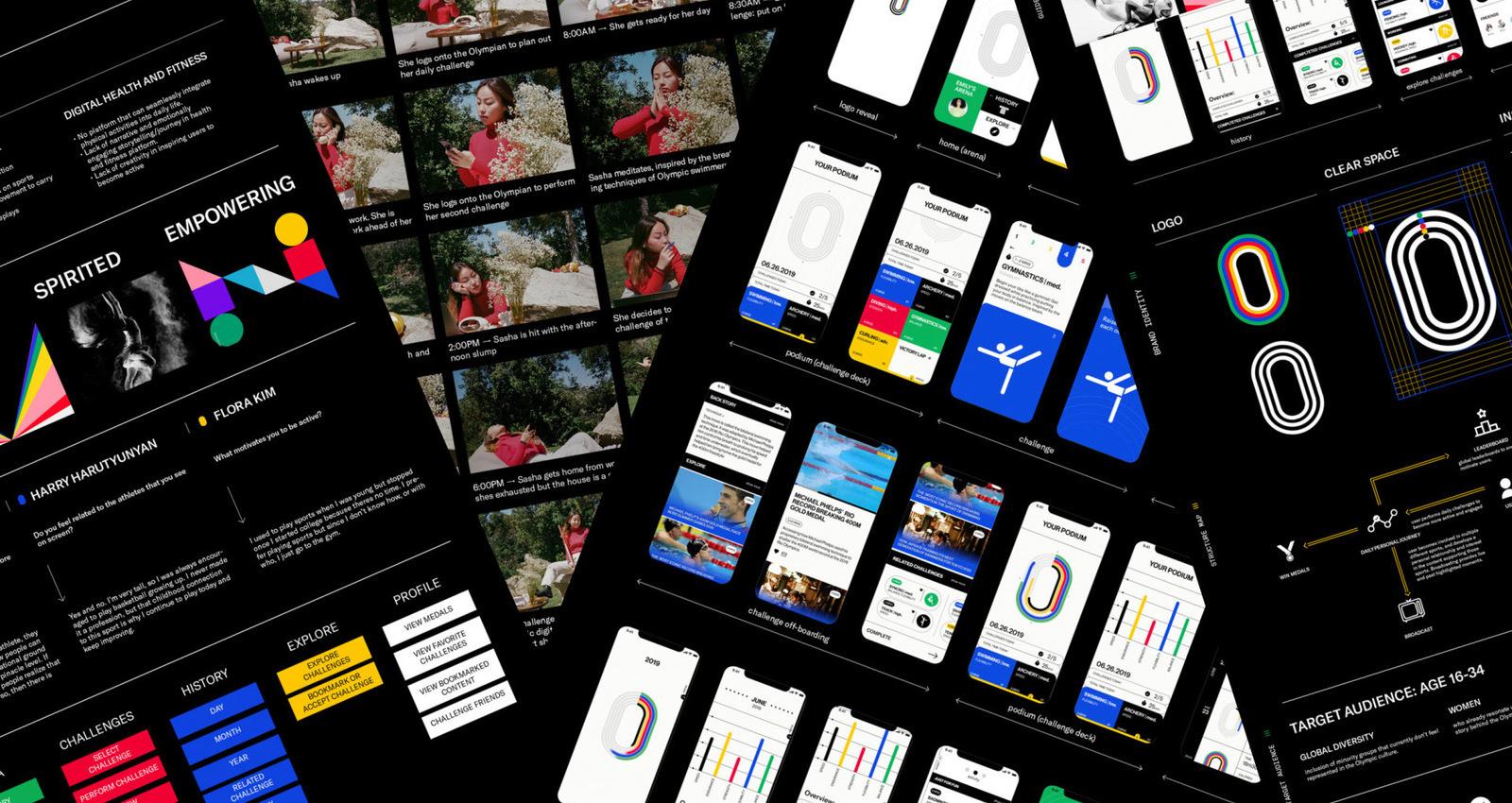 The Olympian App