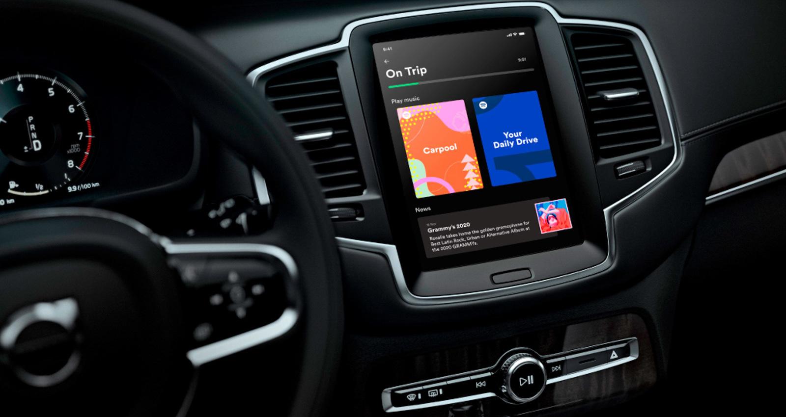 Spotify Carpool