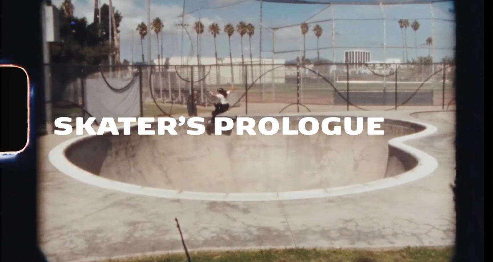 Skater's Prologue