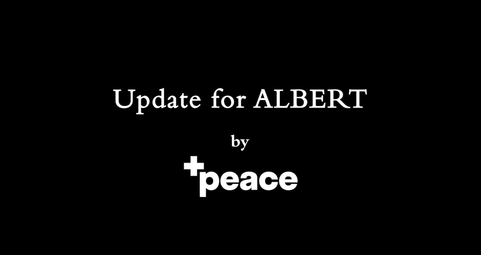 Update for Albert