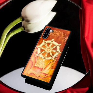 Traditional Lacquer Phone-case