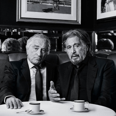 De Niro and Pacino for New York Issue