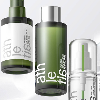 ATHLETIA packaging