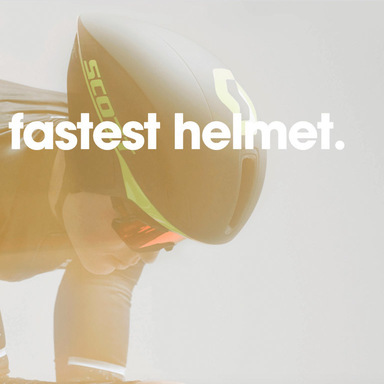 Scott Split Plus: The World's Fastest Helmet