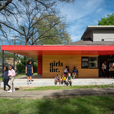 Girls Inc. of Memphis - South Park + LDT Centers