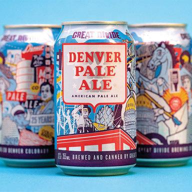 Denver Pale Ale Artist Series #4