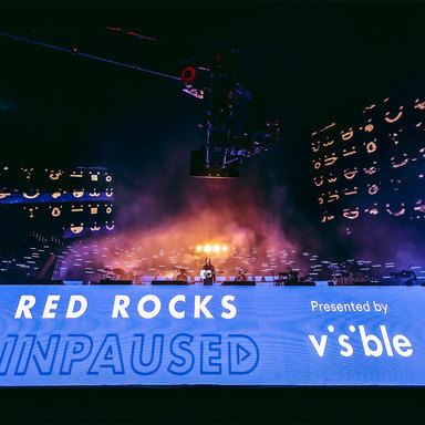 Red Rocks Unpaused