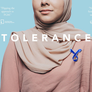 Zero Tolerence Ribbon