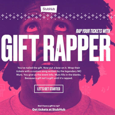 The Gift Rapper