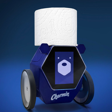 Charmin Toilet Tech Steals the Show at CES 2020