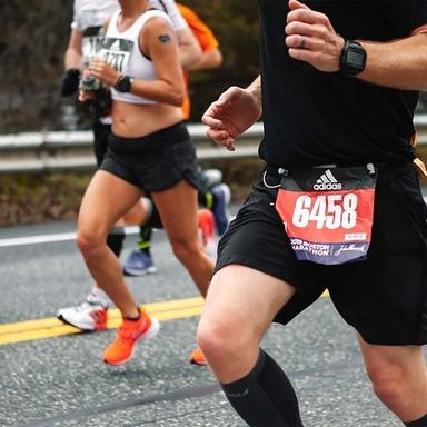 adidas Boston Marathon Race Films