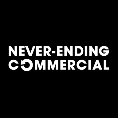 The never-ending commercial