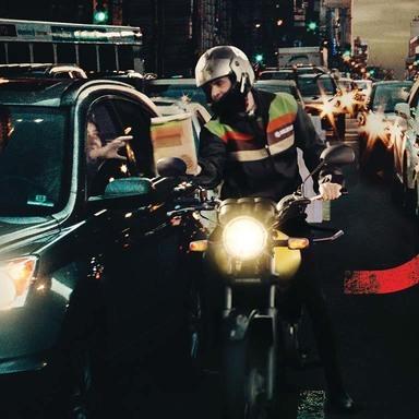 The Traffic Jam Whopper