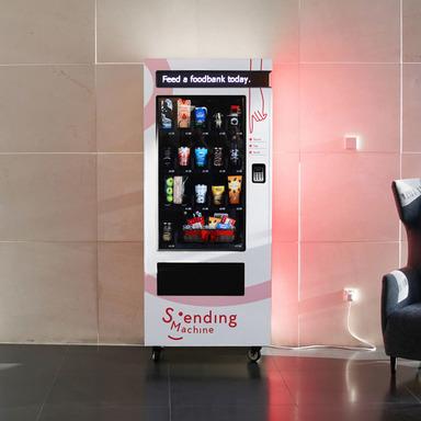 The Sending Machine