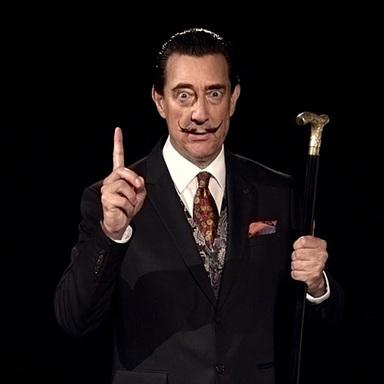 Dalí Lives