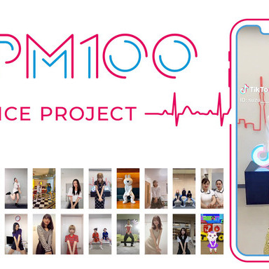 #BPM100 DANCE PROJECT