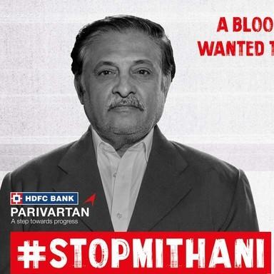 #STOPMITHANI