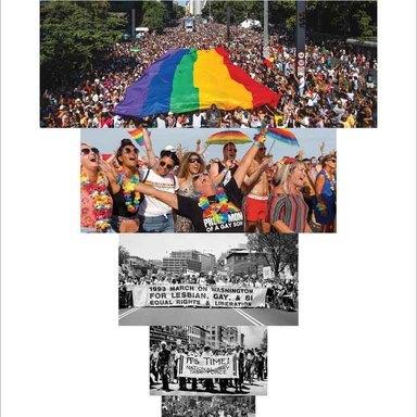 Meaningful Steps - Harvey Milk Billboard