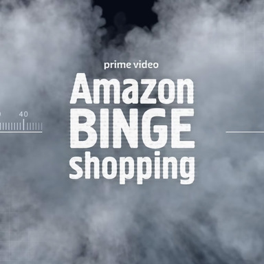 AMAZON BINGE SHOPPING