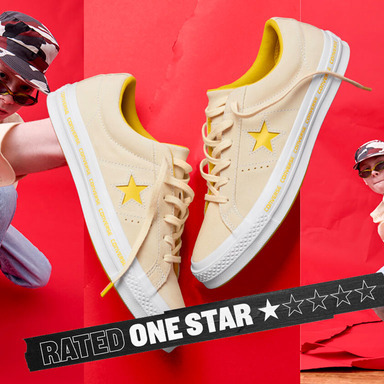 Converse: Rated One Star