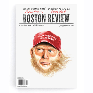 Boston Review cover