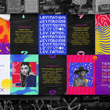 Levitation Music Festival