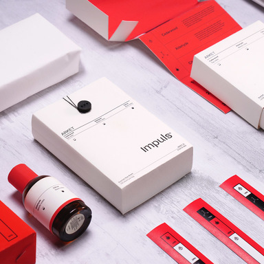 Impuls—Fragrance Product Line by Arket