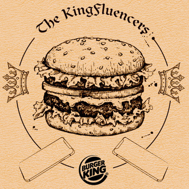 Burger Kingfluencers