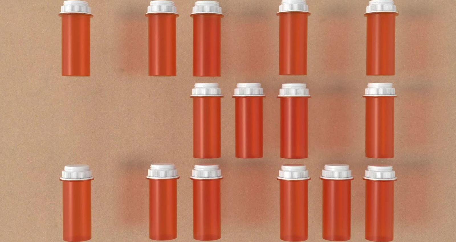 The Prescription Paper Pill Bottle