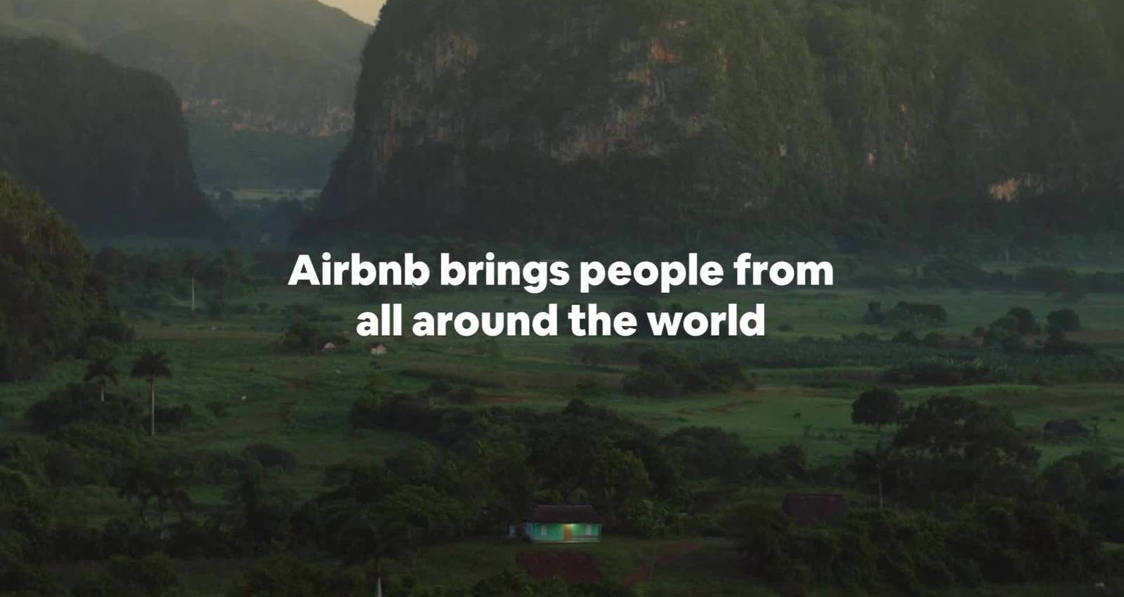 Go Near: Celebrating Local Travel Only On Airbnb