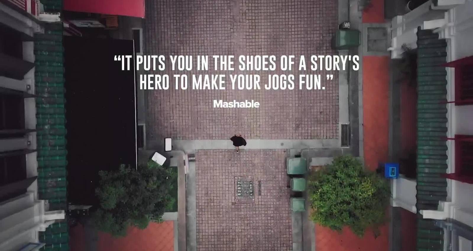 Running Stories