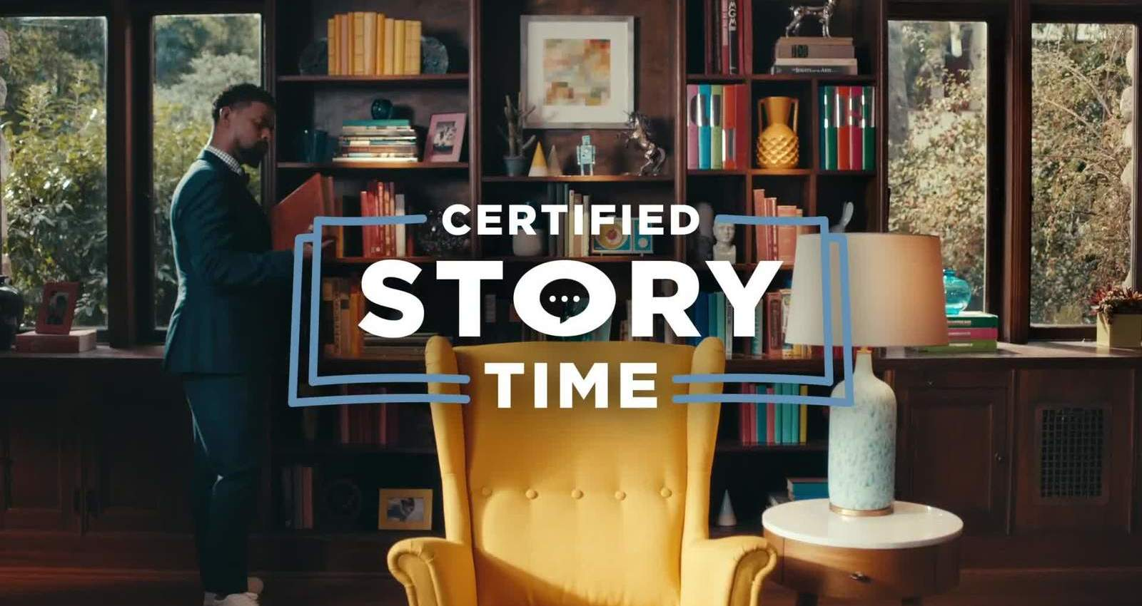 Certified Story Time- Super Fresh Granny