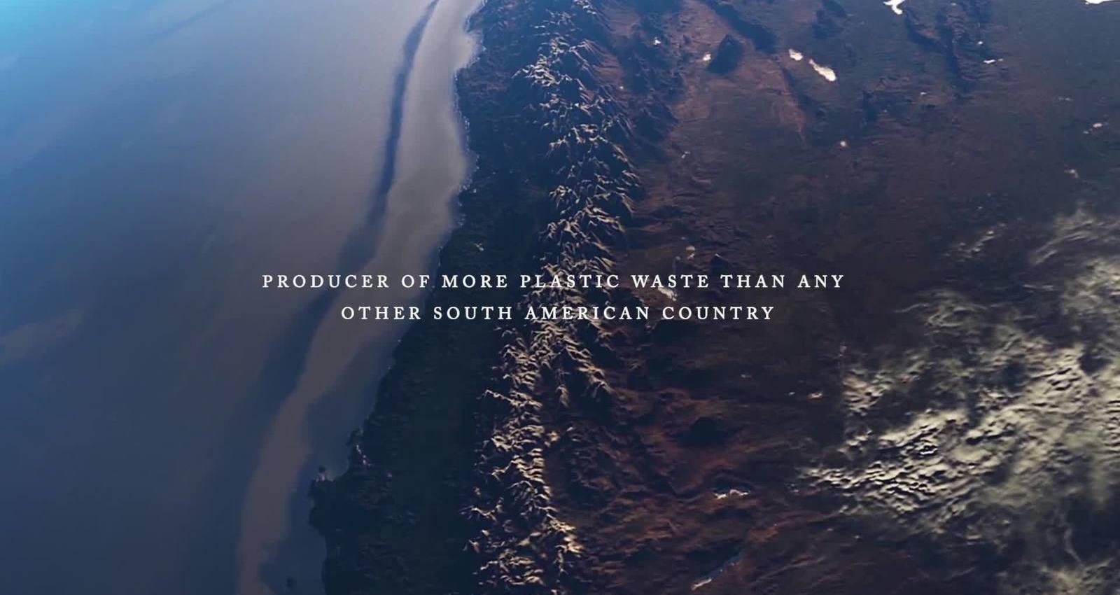 The Nature of Plastic - Glacier