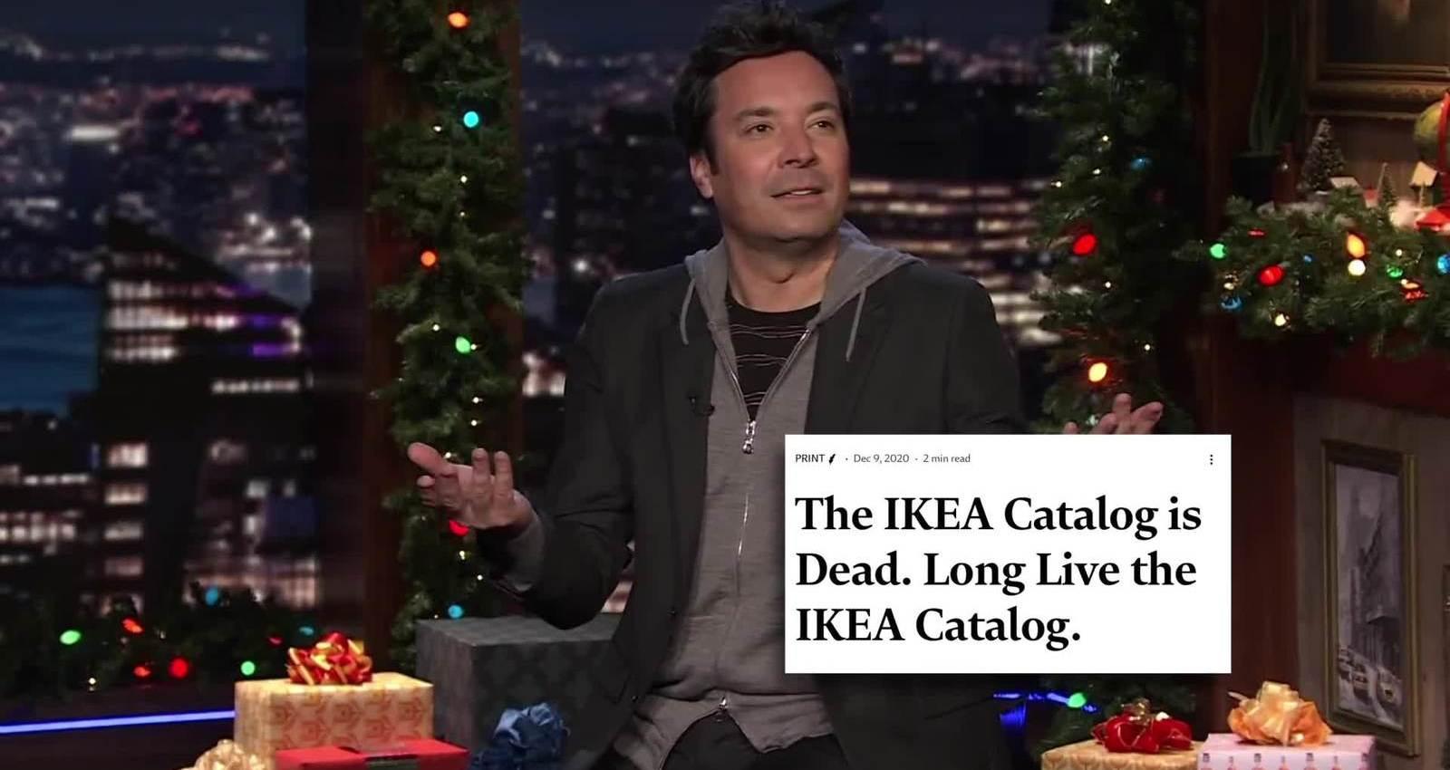 The IKEA Audio Catalog