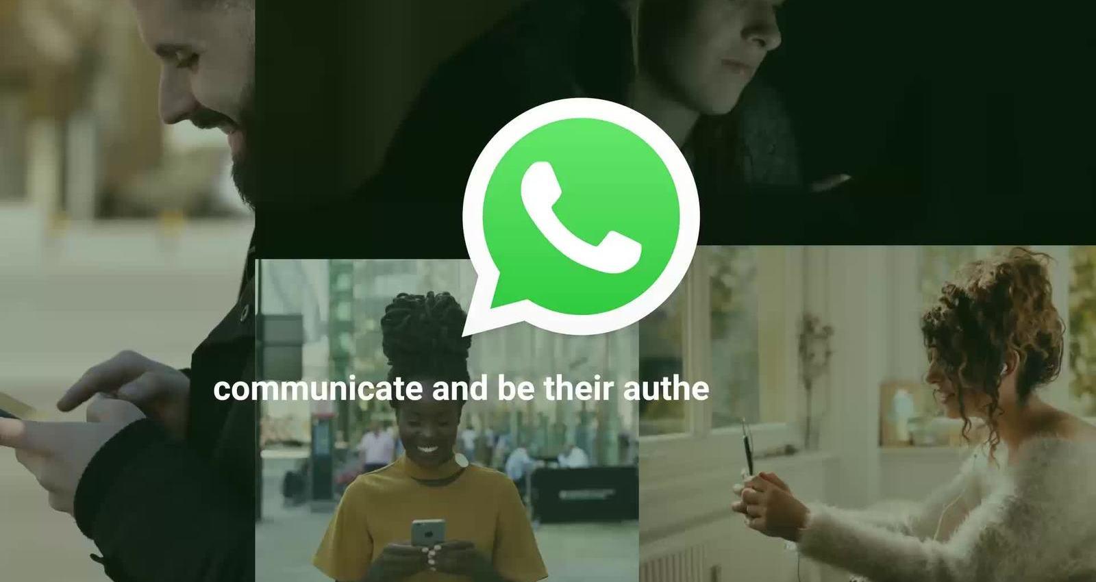 Moods by WhatsApp