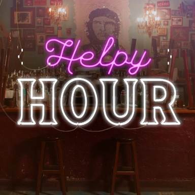Helpy Hour