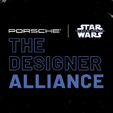 Porsche X Star Wars: The Designer Alliance