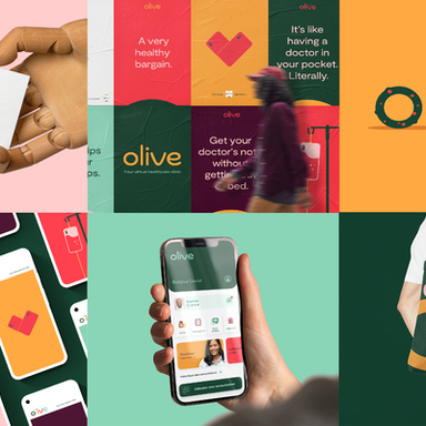 Olive – Your virtual healthcare clinic