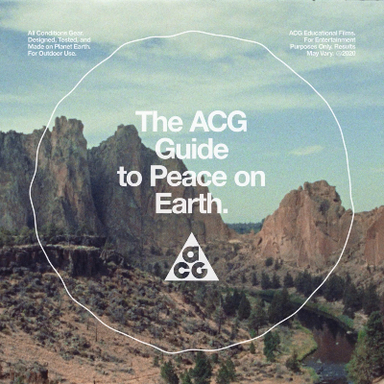 The ACG Guide to Peace on Earth
