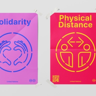 United Nations Global Design System x COVID-19