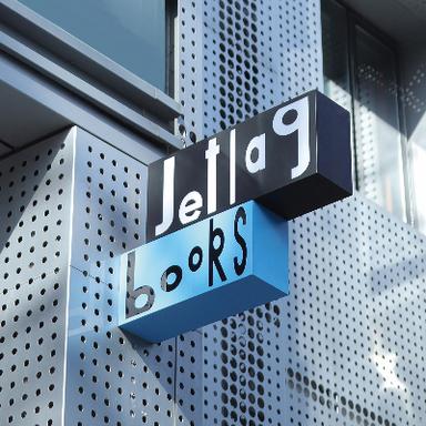 Jetlag Books Branding Identity System Design